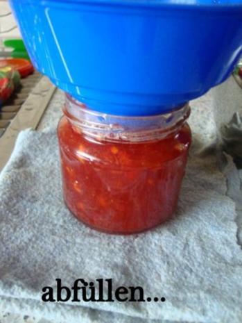 Orangen - Granatapfel - Aperol Marmelade - Rezept - Bild Nr. 8
