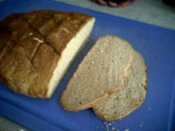 Brot & Brötchen : Roggen - Dinkel - Brot - Rezept