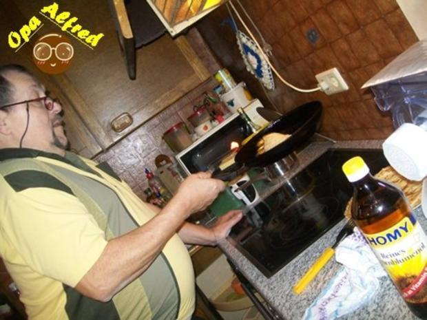 Suppeneinlagen: Pfannkuchenstreifen - Rezept - Bild Nr. 4
