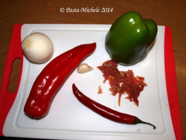 Putenschenkel mit Paprika-Rahmsauce - Rezept - Bild Nr. 2
