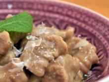 Kastanien-Gnocchi mit Salbei-Butter-Sauce - Rezept