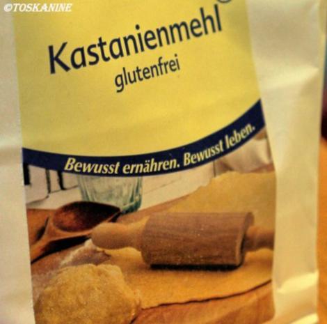 Kastanien-Gnocchi mit Salbei-Butter-Sauce - Rezept - Bild Nr. 5