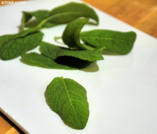 Kastanien-Gnocchi mit Salbei-Butter-Sauce - Rezept - Bild Nr. 14