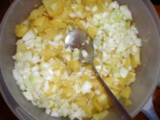 jüdischer kartoffelsalat ashkenaziי - Rezept - Bild Nr. 4