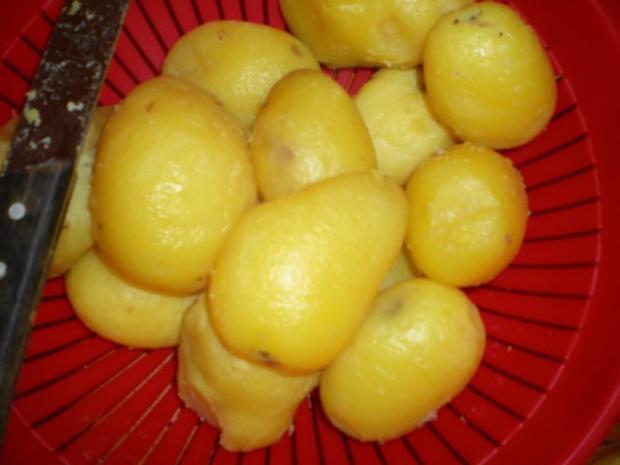 jüdischer kartoffelsalat ashkenaziי - Rezept - Bild Nr. 3