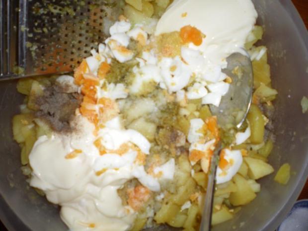 jüdischer kartoffelsalat ashkenaziי - Rezept - Bild Nr. 5