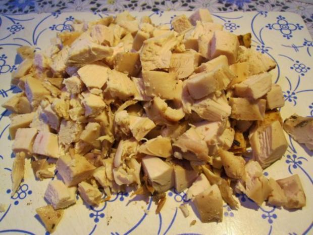 Pikante Reispfanne aus Kühlschrank-Resten - Rezept - Bild Nr. 4