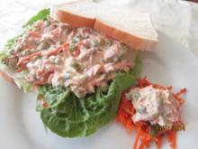 Thunfisch -Tramezzini - Rezept