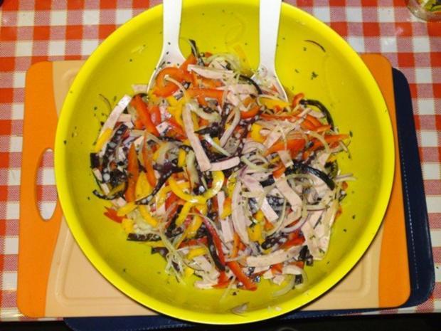 Wurstsalat, der Beste ! ! ! - Rezept - Bild Nr. 4