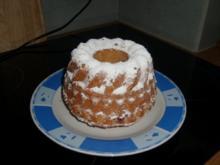 Kuchen/Torten...MINI Gugelhupf mit Preiselbeeren - Rezept