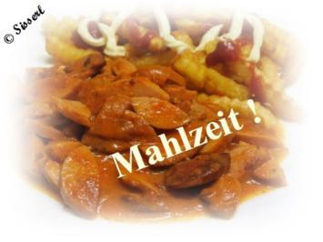 Sisserl's – Wurstgulasch - Rezept