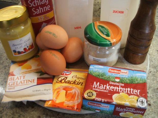 Backen: Zitronenkuchen - Rezept - Bild Nr. 2