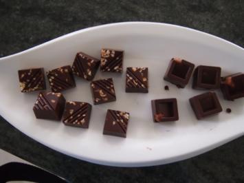 Schnelle Pralinenvariationen - Rezept
