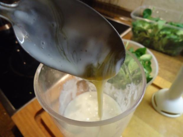 Lassi-Feldsalat - Rezept - Bild Nr. 4