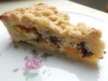 Kuchen: Steuselkuchen-Tarte mit Aprikosen und Kokos - Rezept