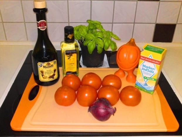 Tomatensalat, Delikat ! - Rezept - Bild Nr. 2