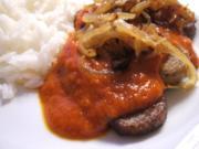 Fleisch: Schaschlik-Bratwurst - Rezept