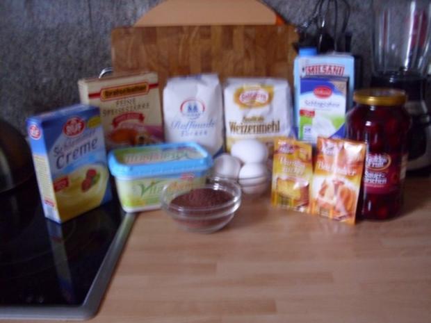Elfenike´s KiBa Torte - Rezept - Bild Nr. 2