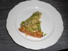 Kartoffel-Lauch-Kuchen - Rezept