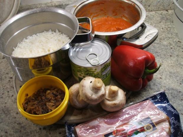 Reis: Serbisches Reisfleisch - Rezept - Bild Nr. 2