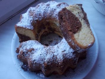 Marmorkuchen Mit 3 Eiern Und Eierlikor Rezepte Kochbar De