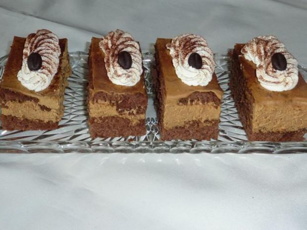 Torte: Cappuccinoschnitten - Rezept - Bild Nr. 21