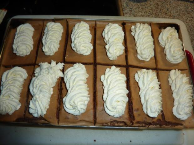 Torte: Cappuccinoschnitten - Rezept - Bild Nr. 18