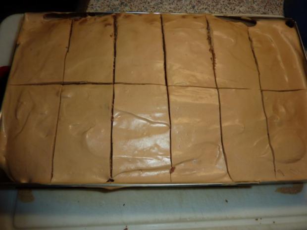 Torte: Cappuccinoschnitten - Rezept - Bild Nr. 17