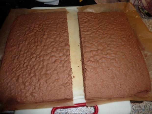 Torte: Cappuccinoschnitten - Rezept - Bild Nr. 13