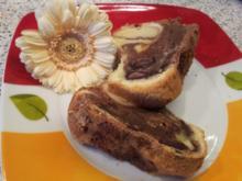 Marmorkuchen - Rezept