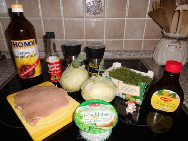 Schnitzel-Kohlrabi-Geschnetzeltes>> - Rezept - Bild Nr. 2