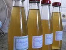 Getränke: Orangenlikör - Rezept