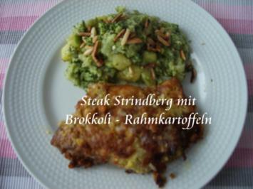 Steak Strindberg - Rezept