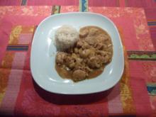 "Curry  mit Banane ""Jaipur"" - Rezept"