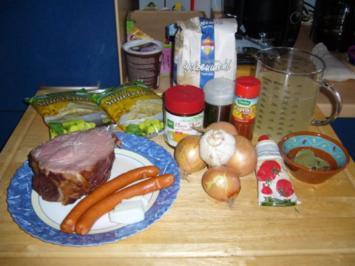 Ungarische Krautsuppe - Rezept