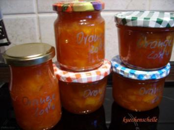 Konfitüre & Co: Orangenkonfitüre 2014 - Rezept
