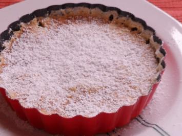 Rezept: Süßspeisen/Desserts: Orangen-Apfel-Gratin mit Kokos