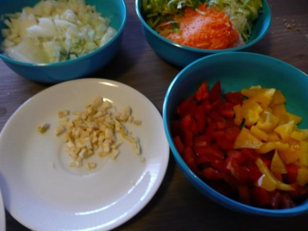 Steckrüben+ Kartoffeln + Rindergulasch. - Rezept - Bild Nr. 5