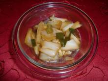 Chinakohl à la Heiko - Rezept