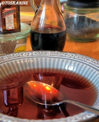 Granatapfel-Mohn-Tiramisu - Rezept - Bild Nr. 4