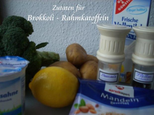 Brokkoli - Rahm - Kartoffeln - Rezept - Bild Nr. 2