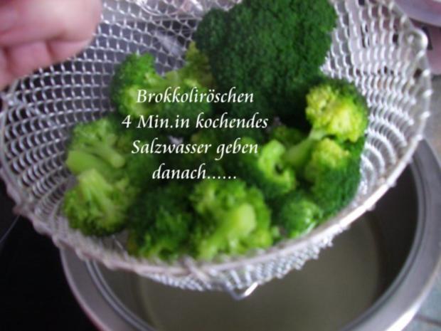 Brokkoli - Rahm - Kartoffeln - Rezept - Bild Nr. 3