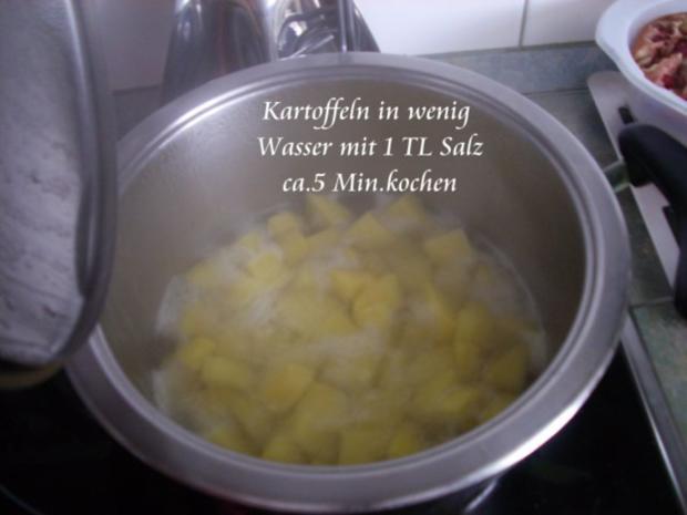 Brokkoli - Rahm - Kartoffeln - Rezept - Bild Nr. 6