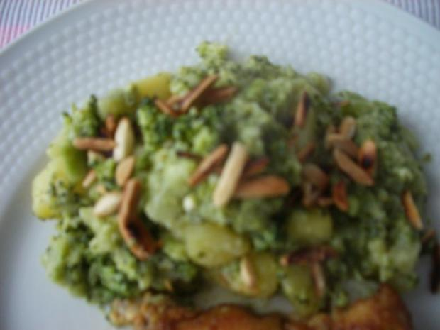 Brokkoli - Rahm - Kartoffeln - Rezept