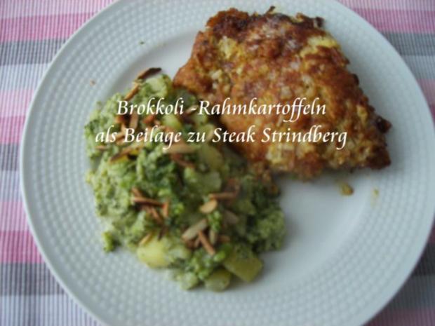 Brokkoli - Rahm - Kartoffeln - Rezept - Bild Nr. 10