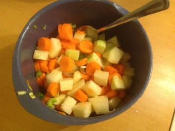 herzhafter Möhren-Kohlrabi-Salat - Rezept