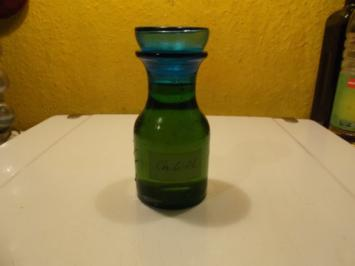 Öl: Green Chiliöl mit gem. Kräutern II - Rezept