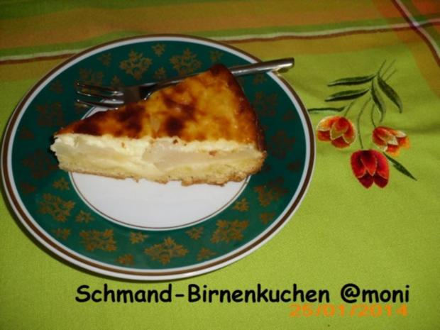 Schmand-Birnenkuchen - Rezept - Bild Nr. 2