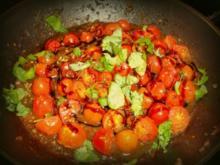 Beilage: Tomaten-Balsamico-Gemüse - Rezept