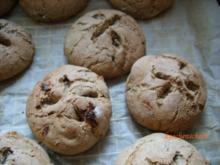 BROT: Roggenbrötchen auf Sauerteigbasis - Rezept